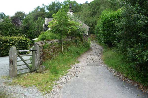 bridleway to Far Easedale